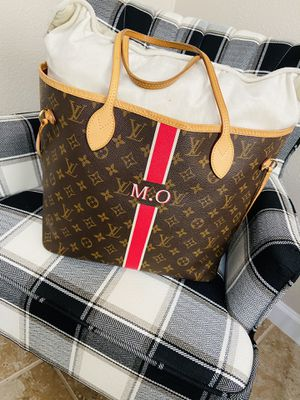 Louis Vuitton never full MM (Mon monogram) for Sale in Dallas, TX