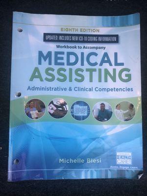 Medical assistant book for Sale in Newark, NJ