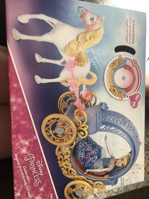 Cinderella, Frozen, and my little pony toys for Sale in Hampton, VA