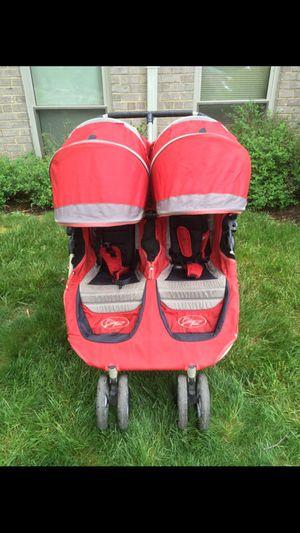City mini double stroller r for Sale in Alexandria, VA