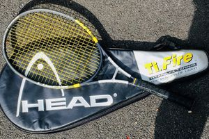 Tennis Racket - HEAD Ti-Fire for Sale in Woburn, MA