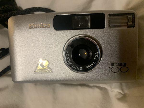 Konica Super Big Mini bm-100 point & shoot camera