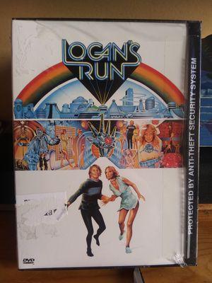 OOP DVD Logan's Run for Sale in Cosmopolis, WA