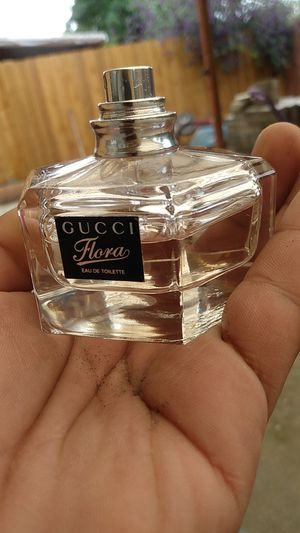 Gucci flora perfume for Sale in Escondido, CA