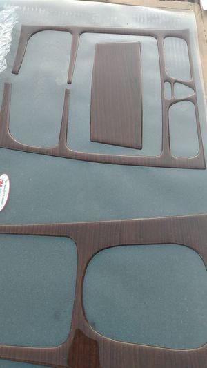 Mercedes Benz Compressor wood grain console cover for Sale in El Monte, CA