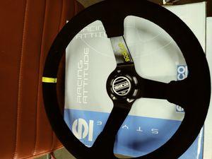 Sparco Steering Wheel for Sale in San Diego, CA
