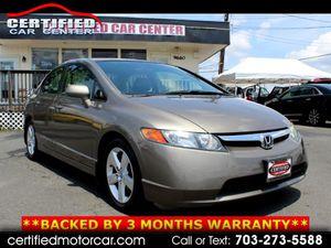 2008 Honda Civic Sdn for Sale in Fairfax, VA