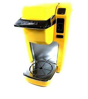 keurig k 10 mini ☕ coffee maker yellow for Sale in Palos Verdes Estates, CA
