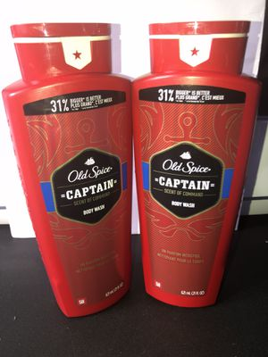 Men's old spice body wash 🧴 for Sale in Orlando, FL