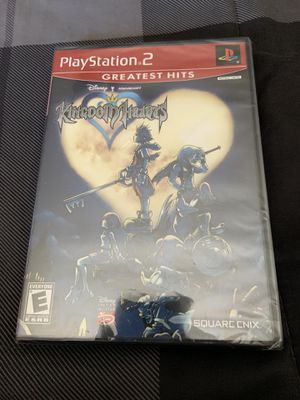 Kingdom hearts ps2 new sealed for Sale in Westminster, CO
