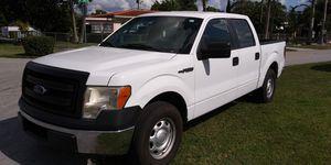 2013 FORD F150 XL CREW CAB V8 5.0 WE FINANCE for Sale in Miami, FL