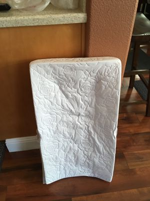 Bye-bye baby brand new changing table pad for Sale in Martinez, CA