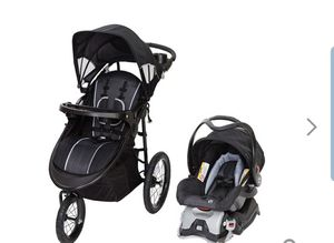 Cityscape travel system- Raven for Sale in Lockport, IL