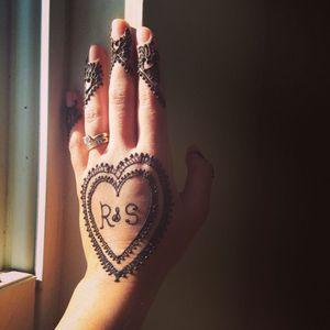 Valentines henna for Sale in Saginaw, MI