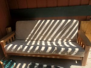 Futon couch for Sale in Wrightwood, CA