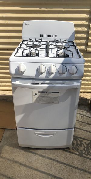 """Small stove 20"""" wide 🔥🔥like NEW🔥🔥 for Sale in East Los Angeles, CA"""