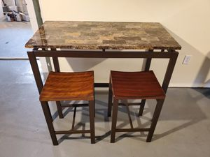 Table and chairs for Sale in Peoria, IL