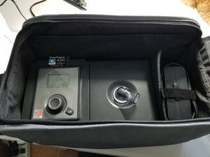 Philip's respironics remstar auto a-flex cpap sleep apnea machine 2004 hours for Sale in Los Angeles, CA