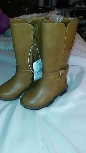 Brandnew girls boots $15 for Sale in Sacramento, CA