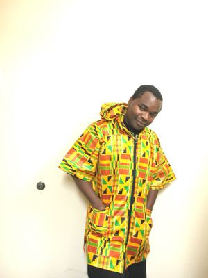 Yellow-greenish zipped hoodie free size for Sale in Phoenix, AZ
