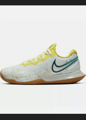 Women's Nike Air Zoom Vapor Cage 4 Hard Court Tennis Shoe CD0431-107 Size 6 for Sale in Sunland Park, NM