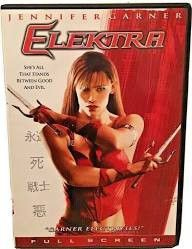 Elektra (dvd, 2009, Full Screen) Jennifer Garner Director Rob Bowman for Sale in Los Angeles, CA