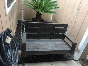 Porch swing for Sale in Modesto, CA