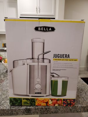 Brand new Bella Juguera juicer for Sale in Livermore, CA