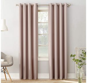 "Blush Pink Grommet Curtains - 54"" x 108"" for Sale in San Diego, CA"