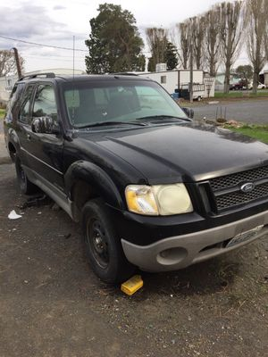 2001 Ford Explorer for Sale in Ephrata, WA