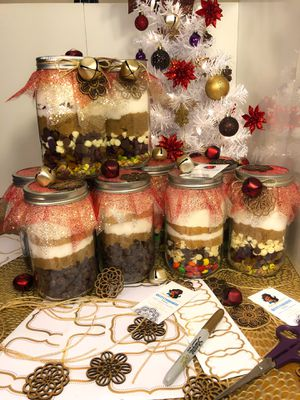 Quick mix cookie jars for Sale in Germantown, MD