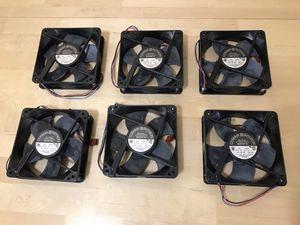 "Computer Fans 6"" by 6""/48v dc.(Fans de computadora) for Sale in Virginia Gardens, FL"