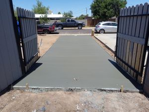 I do concrete text me for a price for Sale in Phoenix, AZ