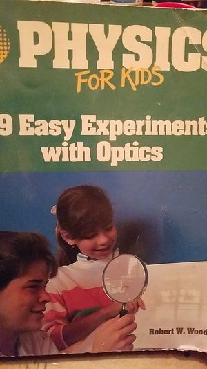 Physics For Kids Book for Sale in Downey, CA
