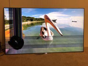 "samsung un65ks8000fxza 65"" Smart TV 4K for Sale in Seattle, WA"