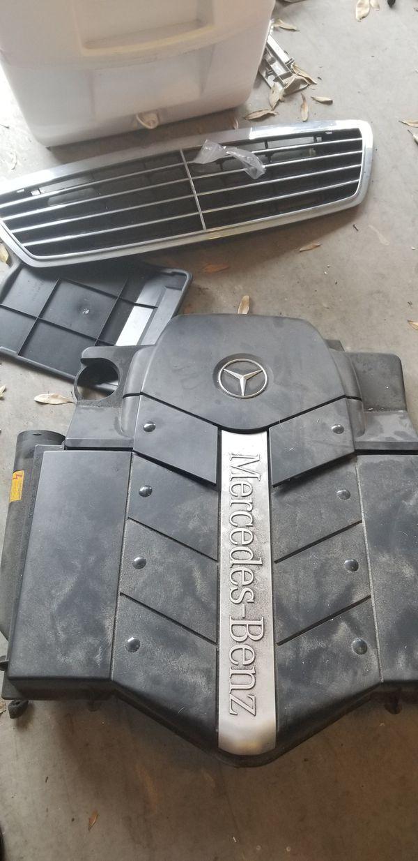2003 Mercedes S500 parts