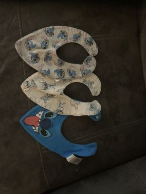 3 Newborn Bibs for Sale in Hopewell, VA