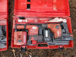 Hilti te 7a cordless roto hammer for Sale in Des Moines, WA