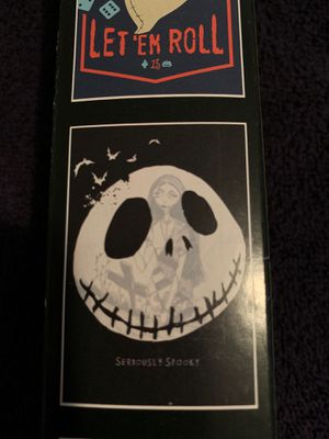 The nightmare before Christmas poster for Sale in Chicago, IL