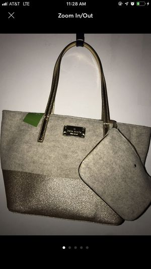 Kate spade purse with matching wristlet for Sale in Chillum, MD