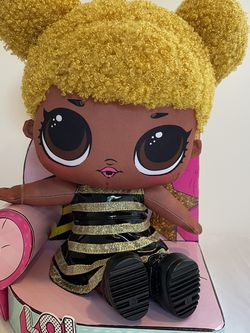 LOL Surprise Giant Plush Queen Bee for Sale in San Jose,  CA