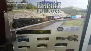 Bachmann Empire Builder N scale Santa Fe number 2910 and 524 - 8 - 4. tender N scale for Sale, used for sale  National City, CA