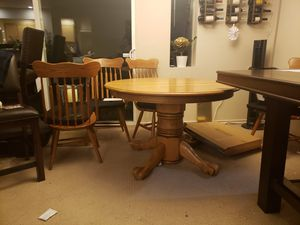 Kitchen table and matching chairs for Sale in Seattle, WA