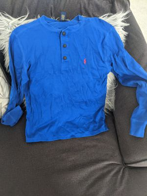 Long sleeve 14/16 Polo for Sale in Port Wentworth, GA