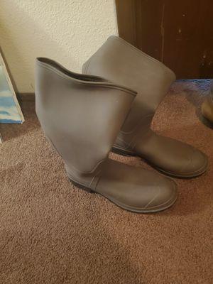 New rain boots size 9 men for Sale in Everett, WA