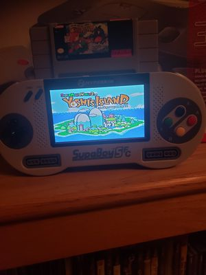 Super Nintendo (SupaBoy SFC) for Sale in Raleigh, NC