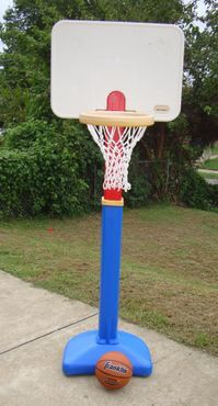 Large basketball hoop for Sale in Philadelphia, PA