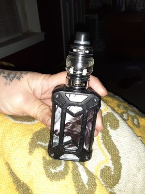Rincoe Mechman 228W with new uwell tanj5 for Sale in Lawton, OK