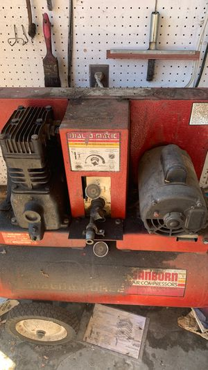 Sanborn Electric air compressor for Sale in Gardena, CA