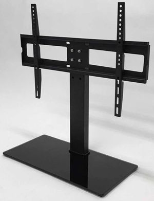 New in box 30 to 60 inches tv television stand replacement 120 lbs capacity dresser table tv stand tv mount for Sale in Whittier, CA